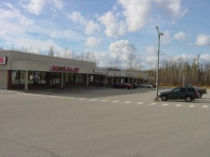 Town Center Mall, Mackenzie BC