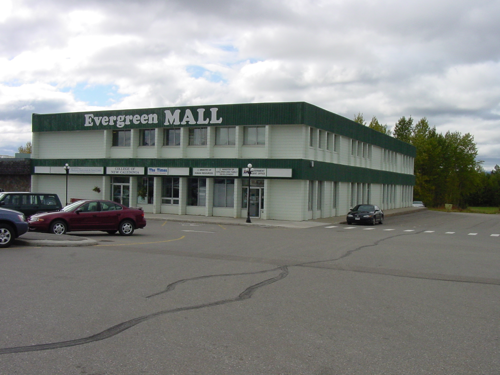 Ydenberg properties limited home for Evergreen shop